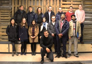 Course participants photo